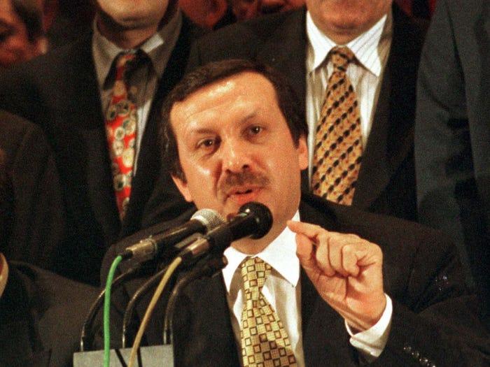 Erdogan, pasi u dënua për nxitje të urrejtjes në një fjalim që mbajti një konferencë shtypi