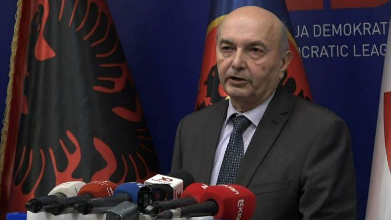 Mustafa: Duam marrëveshje të balancuar për formimin e qeverisë
