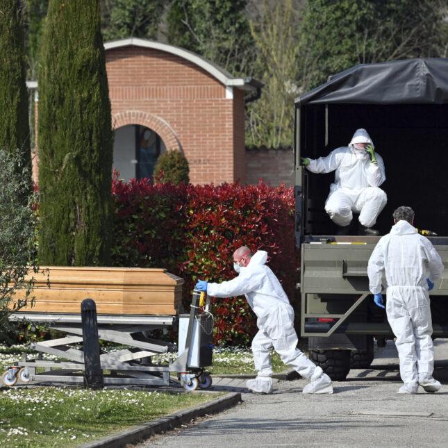 Italia nuk gjen paqe, 812 viktima në 24 orët e fundit