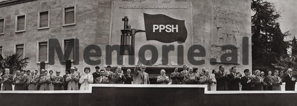 Byroja-Politike-ne-paraden-e-1-Majit-1984