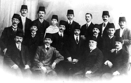 Ismail-Qemali-ne-Napoli