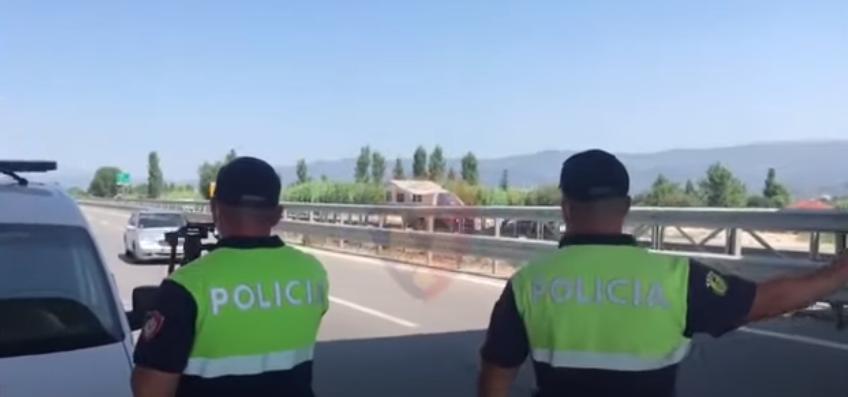 Policia në rrugë/ Ndëshkohen 561 drejtues mjetesh