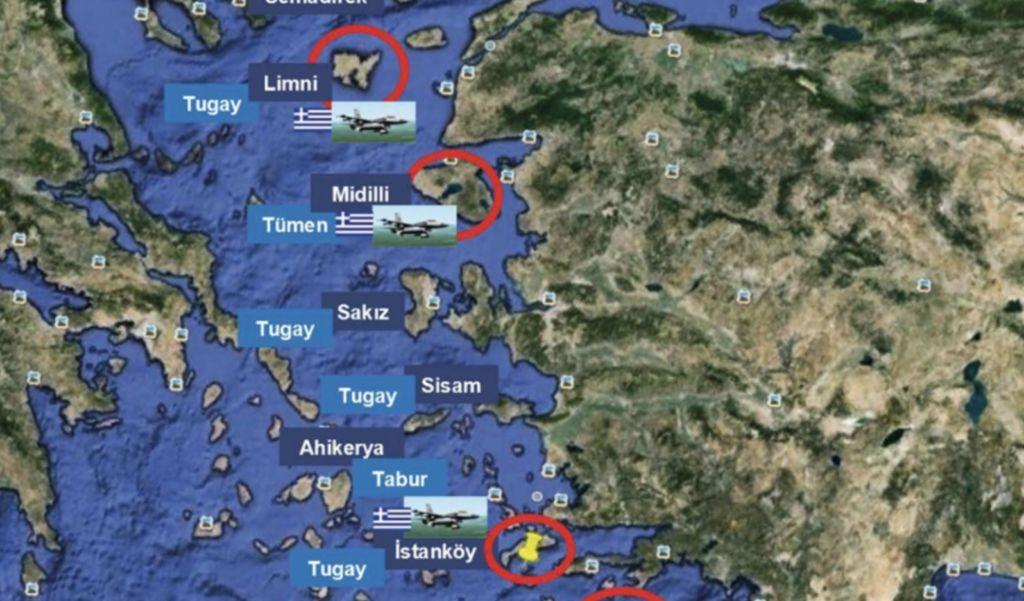 """""""Në rast lufte, këta janë ishujt e parë grekë që do të pushtohen"""""""
