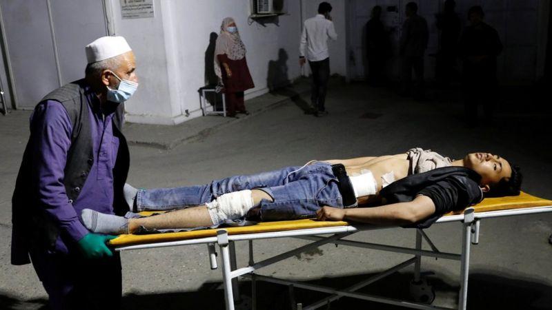 Shpërthim me eksploziv/ 18 viktima dhe më shumë se 50 të plagosur