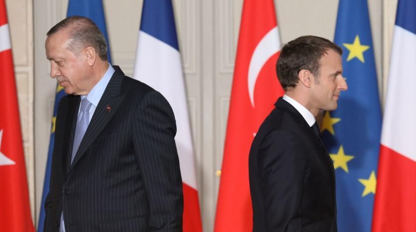 """""""Macron ka nevojë për psikiatër""""/ Tensione mes Francës dhe Turqisë"""