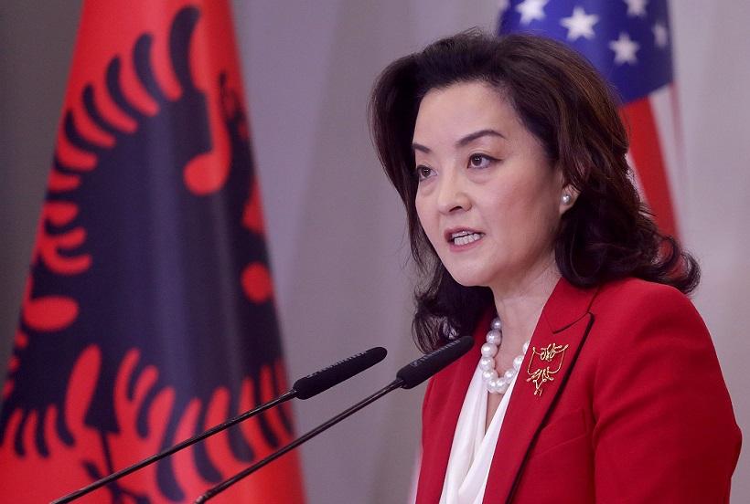 Yuri Kim takim online me udhëheqës të komunitetit të diasporës