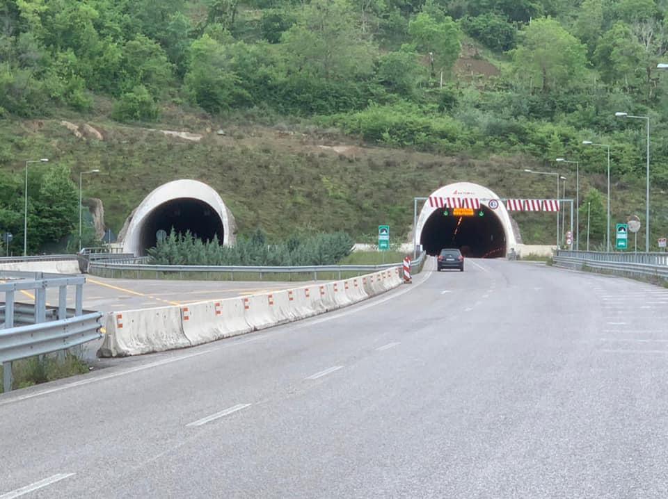 ARRSH: Nga nesër nis larja e mureve të tunelit të Krrabës