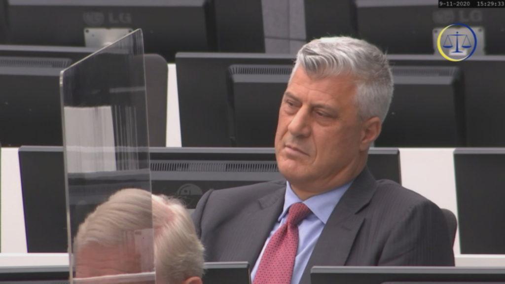 Hashim Thaçit i refuzohet sërish kërkesa për lirim
